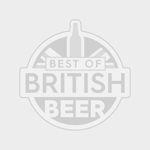 Six pack of British craft beer